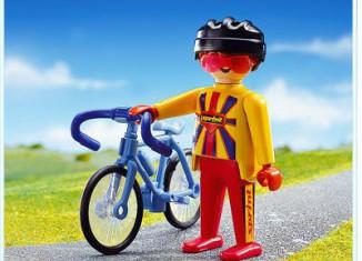 Playmobil - 3710 - Racing Cyclist