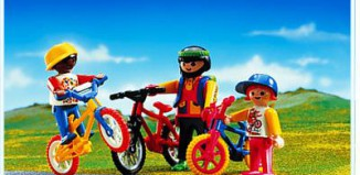 Playmobil - 3712 - Mountain Bike/Bmx