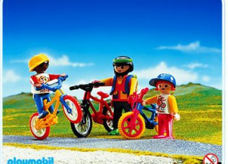 Playmobil - 3712 - Mountain Bike/Bmx