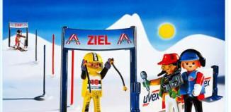 Playmobil - 3717 - Ski Racers