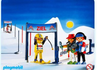 Playmobil - 3717 - Skirennen