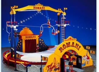 Playmobil - 3720 - Romani Circus