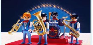 Playmobil - 3723 - Romani Circus band