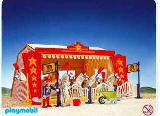 Playmobil - 3730 - Circus Horse Tent