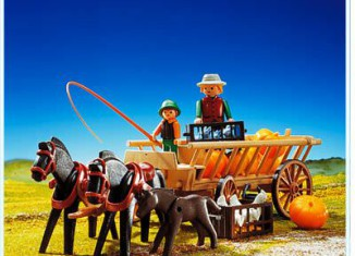 Playmobil - 3735 - Harvest Cart