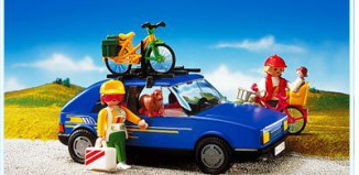 Playmobil - 3739v2 - Family Car