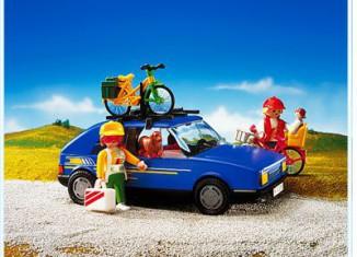 Playmobil - 3739v2 - Family Car