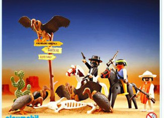 Playmobil - 3748 - Western Bandits