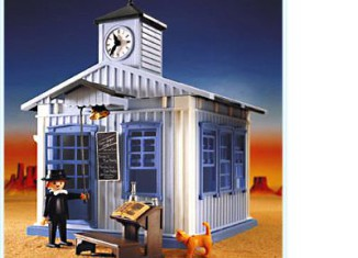 Playmobil - 3767 - Schoolhouse