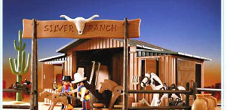 Playmobil - 3768 - Silver Ranch
