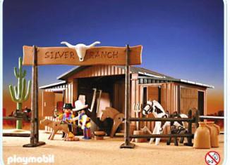 Playmobil - 3768 - Silver Ranch