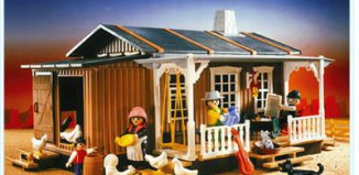 Playmobil - 3769 - Farmhouse