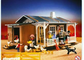 Playmobil - 3769 - Farmhouse