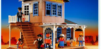 Playmobil - 3770 - Colorado Springs Station