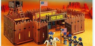 Playmobil - 3773 - Fort Bravo