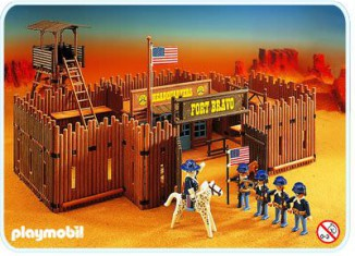 Playmobil - 3773 - Fort Bravo