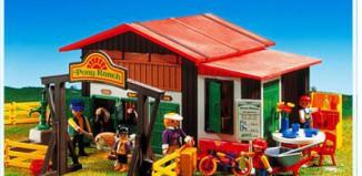 Playmobil - 3775 - Pony Ranch