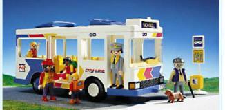 Playmobil - 3778 - City-Line Bus