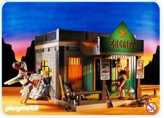 Playmobil - 3786 - Sheriff's Office