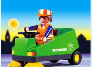 Playmobil - 3790 - Street Sweeper
