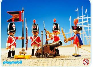 Playmobil - 3795v1 - Harbour guard