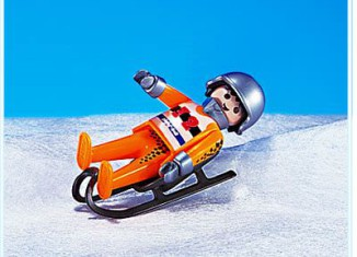 Playmobil - 3796 - Luge Racer