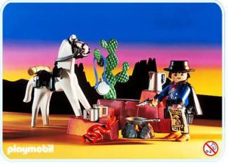 Playmobil - 3798 - Bounty Hunter