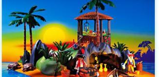 Playmobil - 3799 - Treasure island