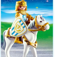 Playmobil - 3800 - Sir Christopher