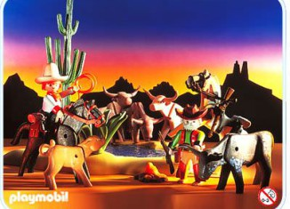 Playmobil - 3801 - Watering Hole