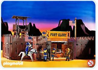 Playmobil - 3806 - Fort Glory