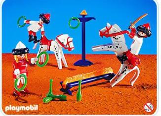 Playmobil - 3810 - Kunstreiter
