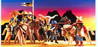 Playmobil - 3811 - U.S. Cavalry
