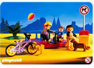 Playmobil - 3820 - Modern Merry-Go-Round