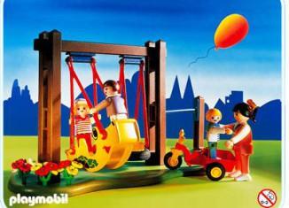 Playmobil - 3821 - Children's Swing