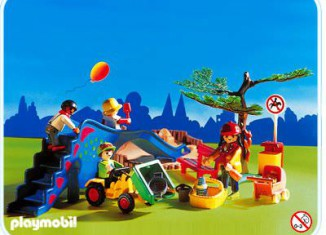Playmobil - 3822 - Children's Playground