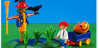 Playmobil - 3823 - Scarecrow
