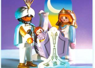 Playmobil - 3835 - Prince & Princess