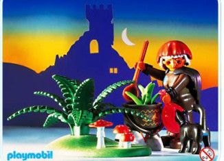 Playmobil - 3838 - Sorceress