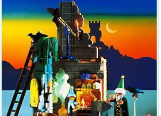 Playmobil - 3839 - Wizard's Workshop