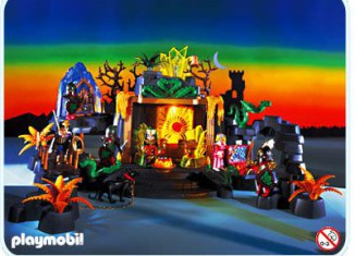 Playmobil - 3841 - Dragon's Temple