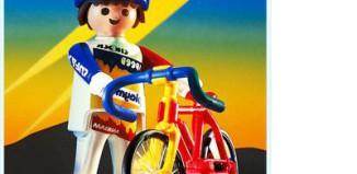 Playmobil - 3846 - Performance Cycler
