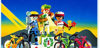 Playmobil - 3849 - Cycle Champions