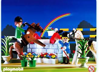 Playmobil - 3854 - Jocky Team