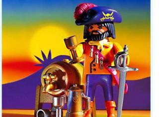 Playmobil - 3863 - Pirate Captain