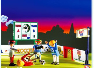 Playmobil - 3868 - Street Cup Arena