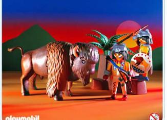 Playmobil - 3874 - Bison Hunters