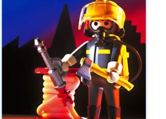 Playmobil - 3882 - Fireman