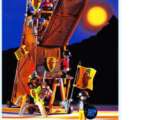 Playmobil - 3887 - Siege Tower