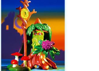 Playmobil - 3898 - Tree Stump Goblin